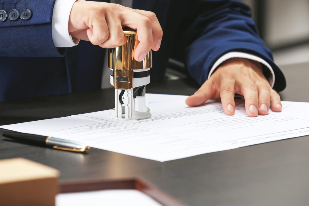 Notary Services in Orange County