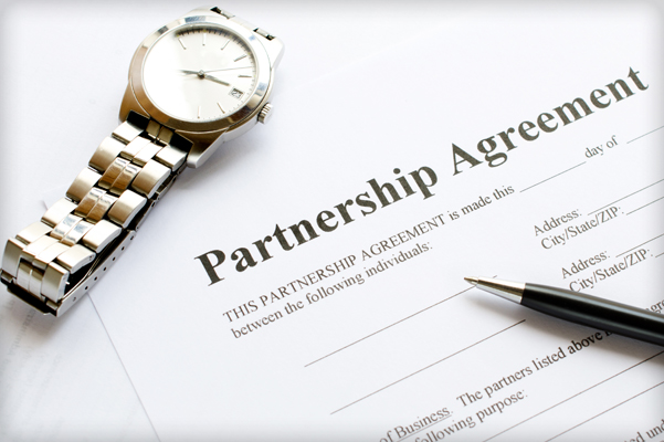Partnership Agreement Orange County