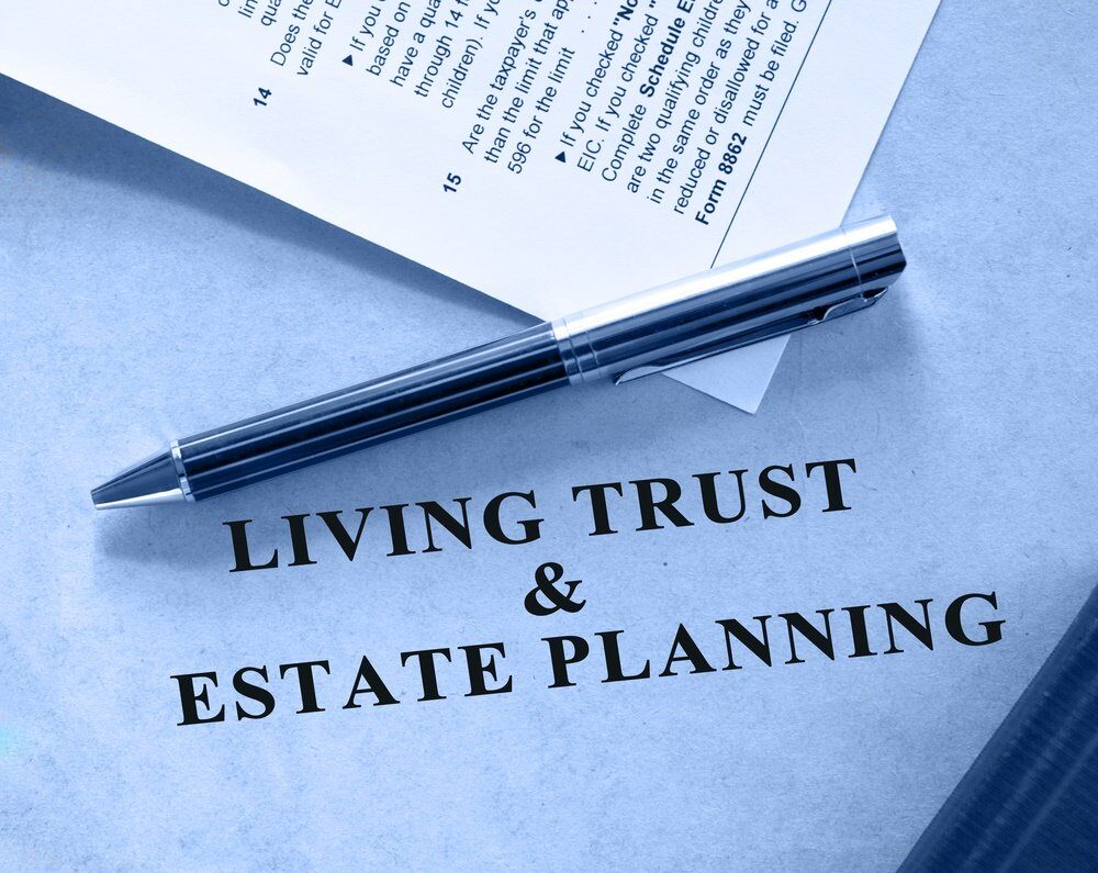 living trust Orange County